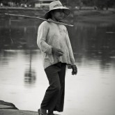 The wood collector : 02, Siem Reap, Cambodia